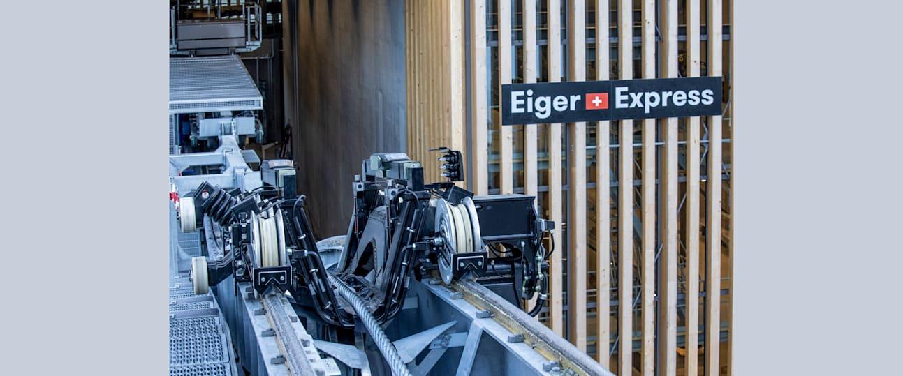 Seil Eiger Express Terminal