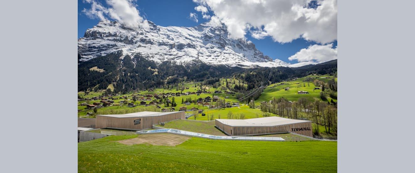Grindelwald Terminal Sommer