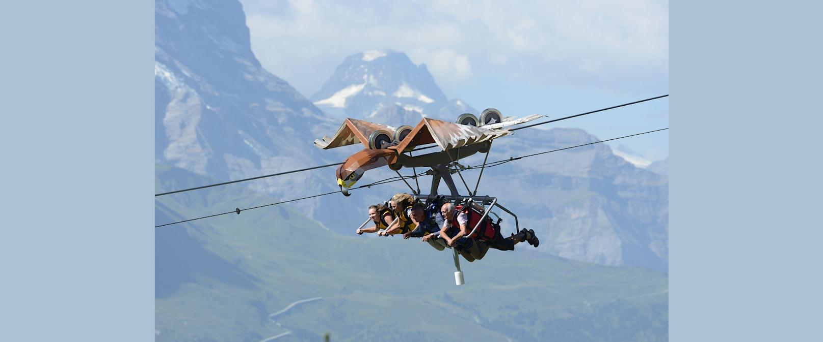 Glider Eiger 3