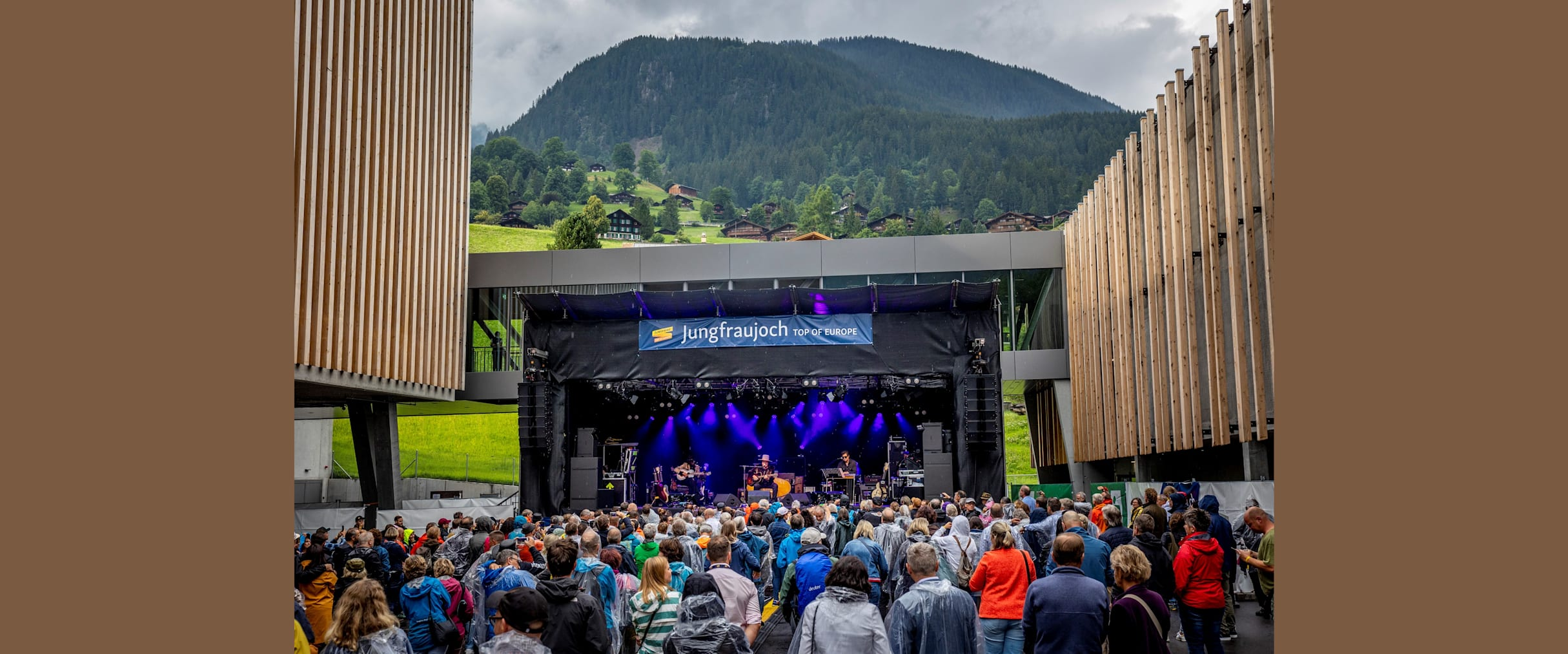 Zucchero Grindelwald Terminal Konzert 30 Juli 2021