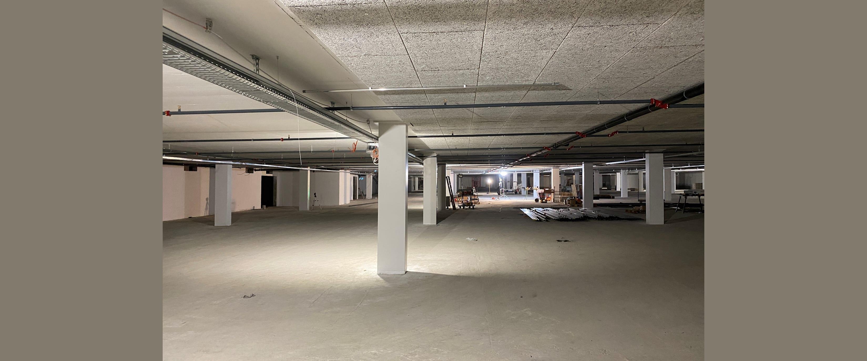 Parkhaus Grindelwald Terminal