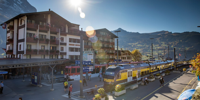 Bahnhof Grindelwald