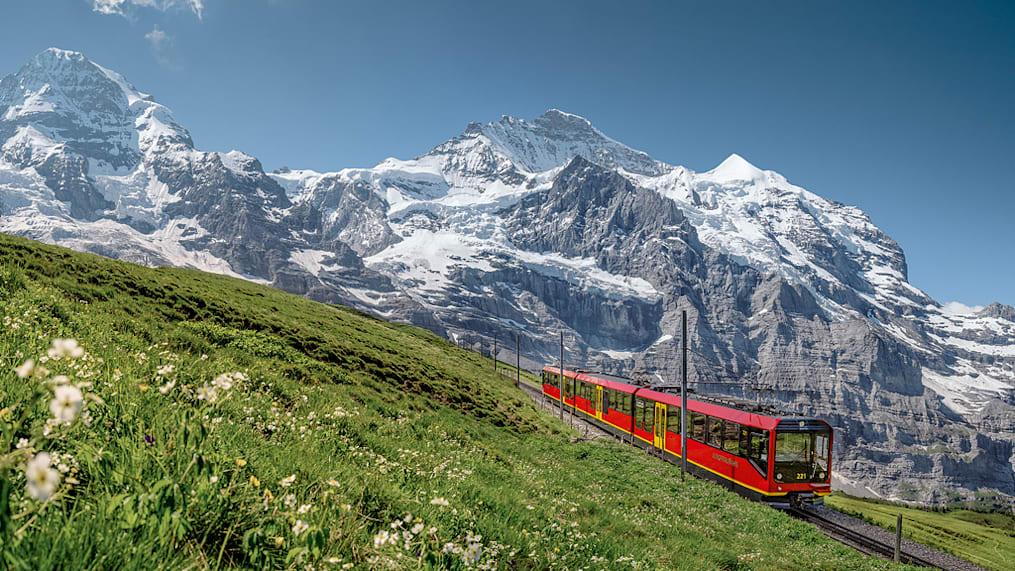 Jungfraubahn klein