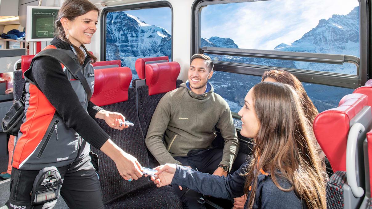 Zugbegleiter Jungfraubahnen 2
