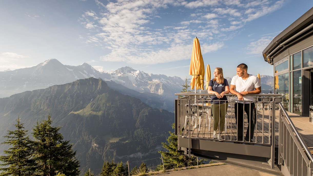 Aussicht, Berge, Berghotel-Schynige-Platte, Eiger, Eiger-Mönch-Jungfrau, Gastro, Jungfrau, Mönch, Publikationen, Schynige-Platte, Screen-Content, jungfrau.ch