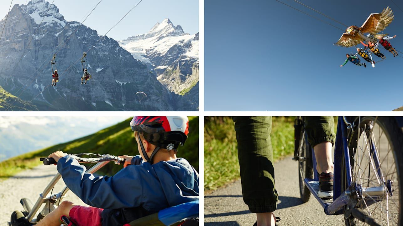 Adventure Package Grindelwald First