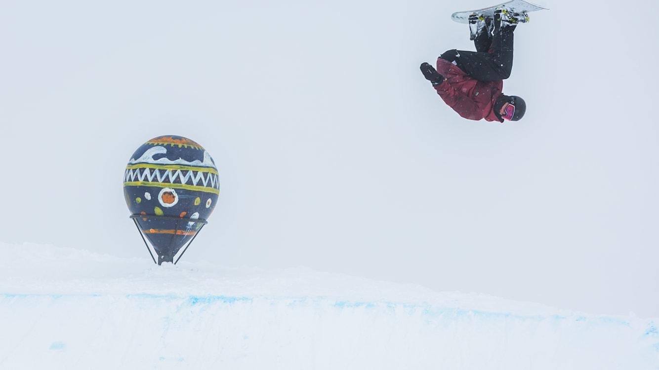 Snowpark Grindelwald First EasterSurfDays 1