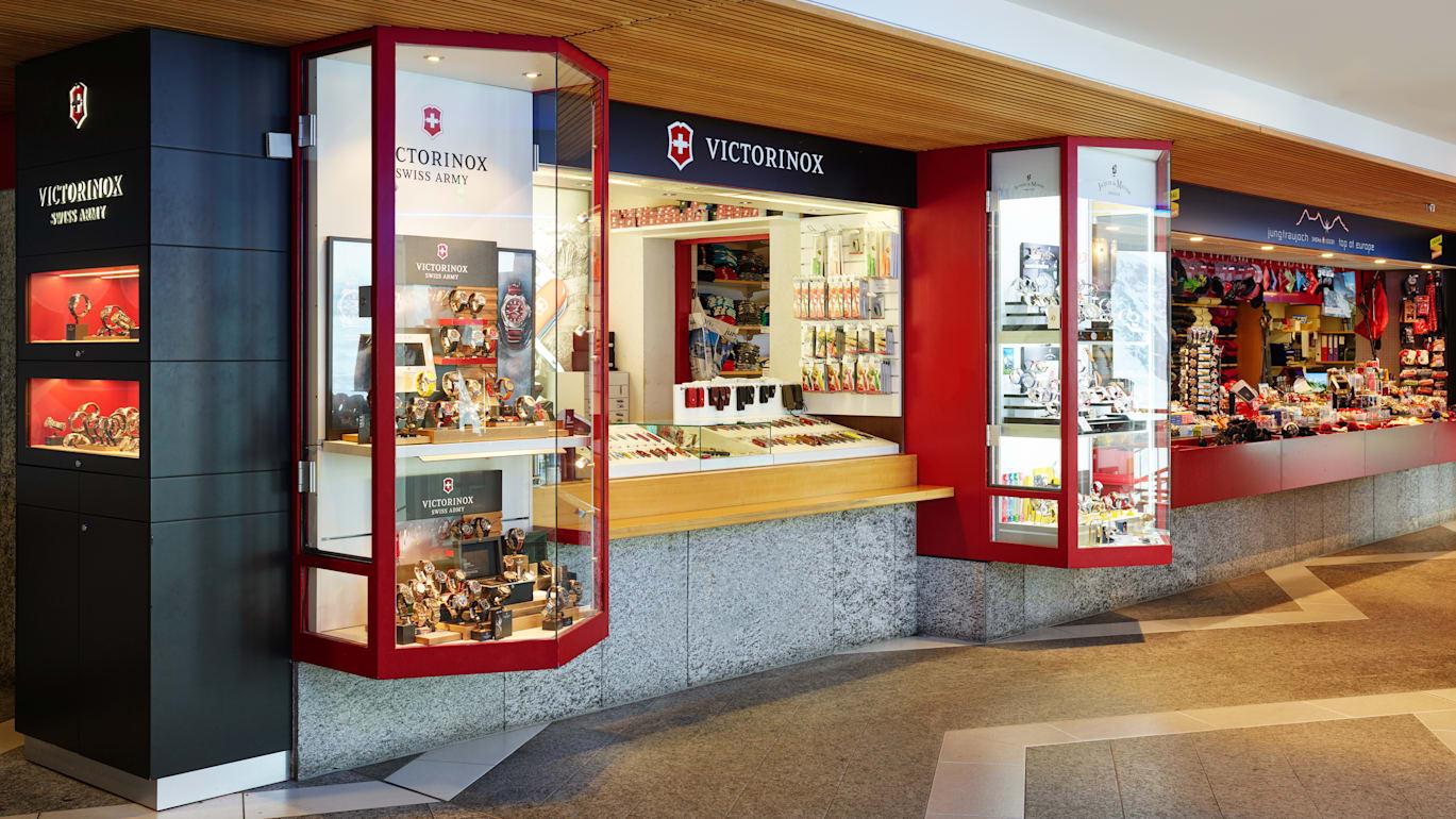 Jungfraujoch Shopping