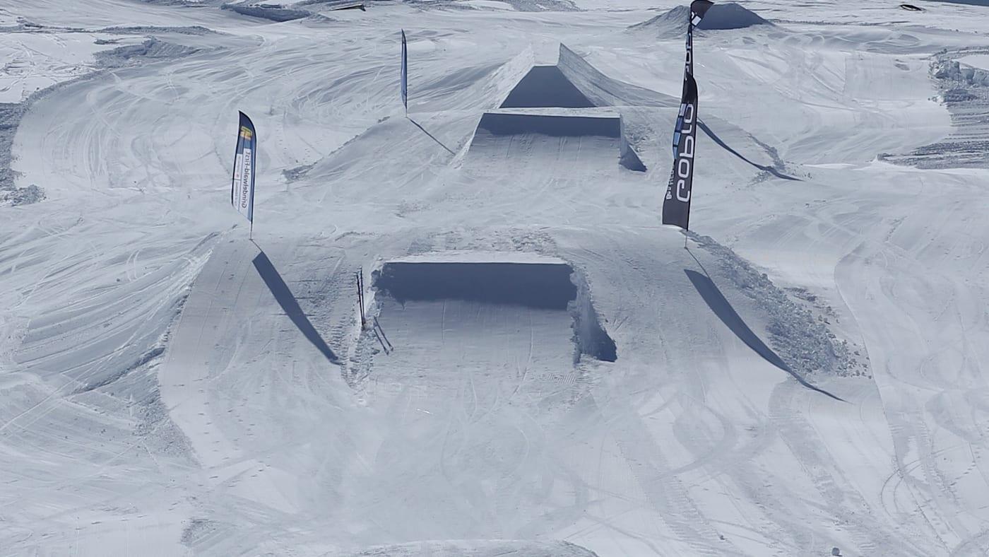 Snowpark Grindelwald First am Oberjoch oeffnet am 2 Dezember