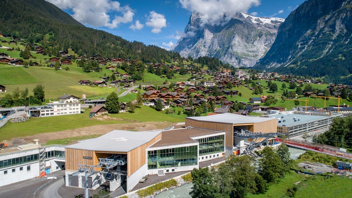 Grindelwald Terminal