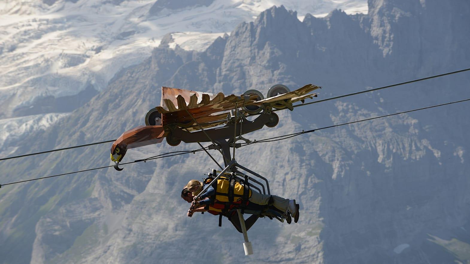 Glider Eiger 2