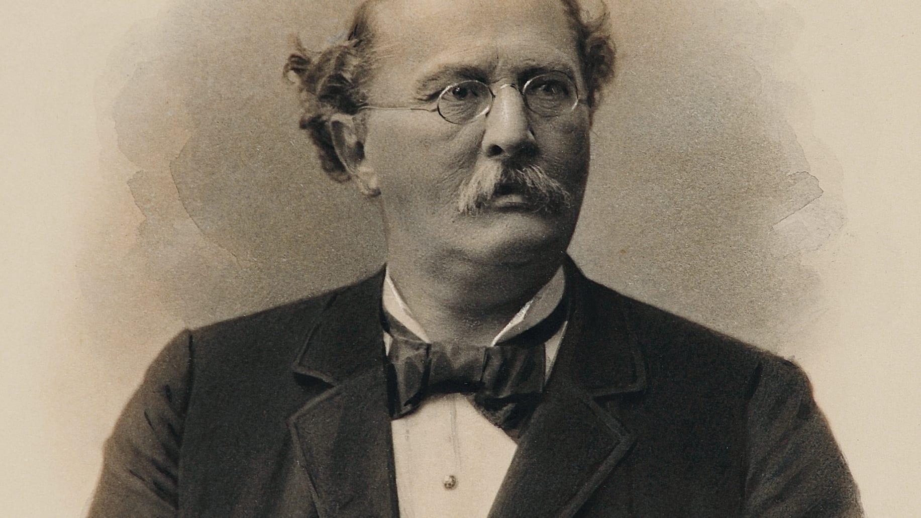 Guyer Zeller Portrait