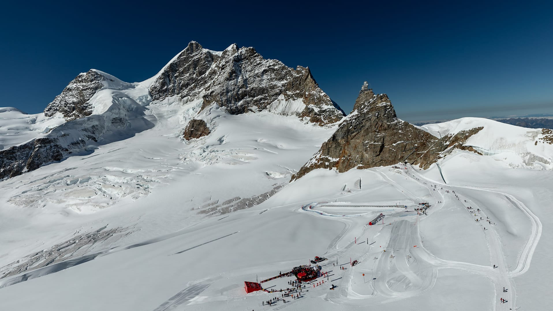 Events, Jungfraujoch-Events, Jungfraujoch-Top-of-Europe, McIlroy-Joch-2018, jungfrau.ch