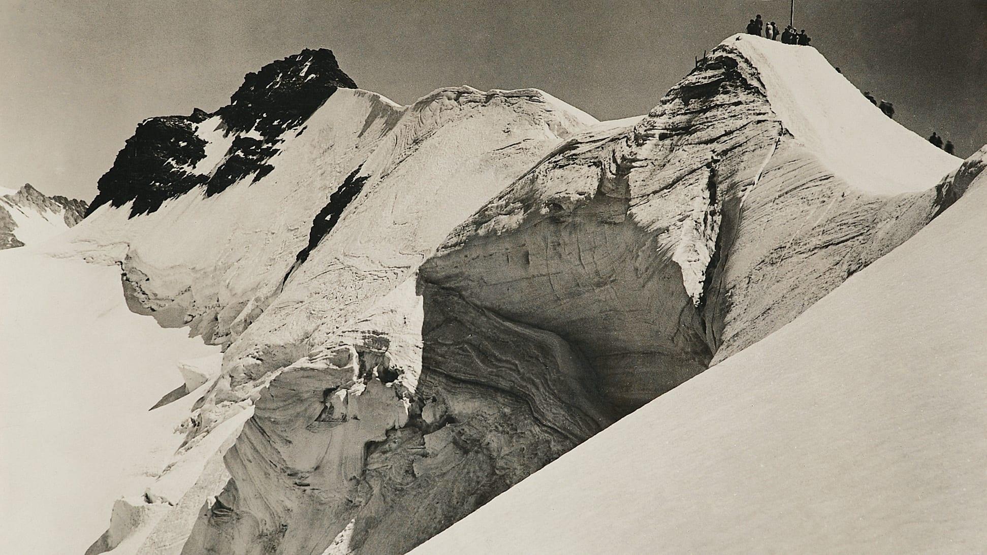 Jungfrau bahn nostalgie jungfraujoch aussichtsplateau