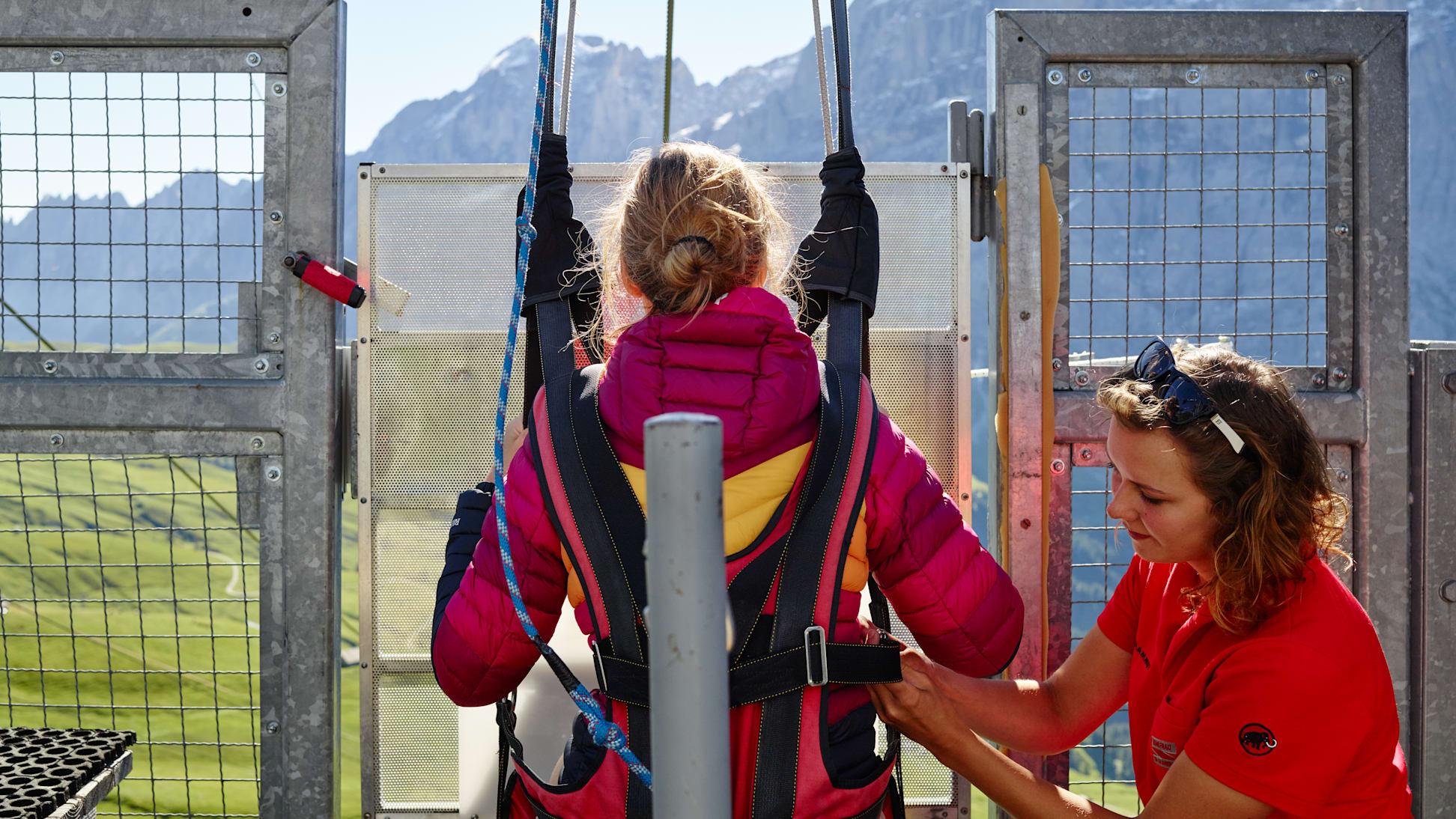 First Flieger Adventure Sommer Grindelwald Start