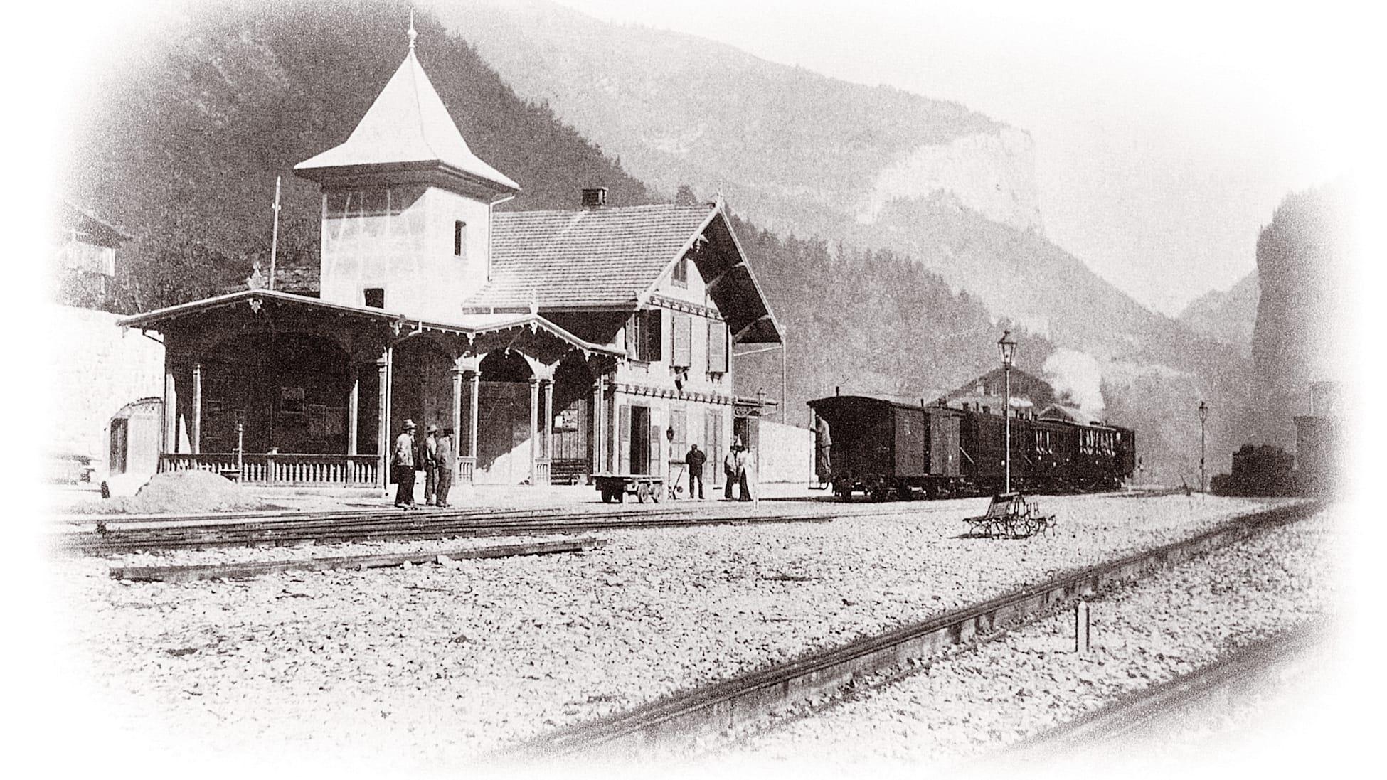 Jungfrau bob nostalgie 1005 lauterbrunnen 1895