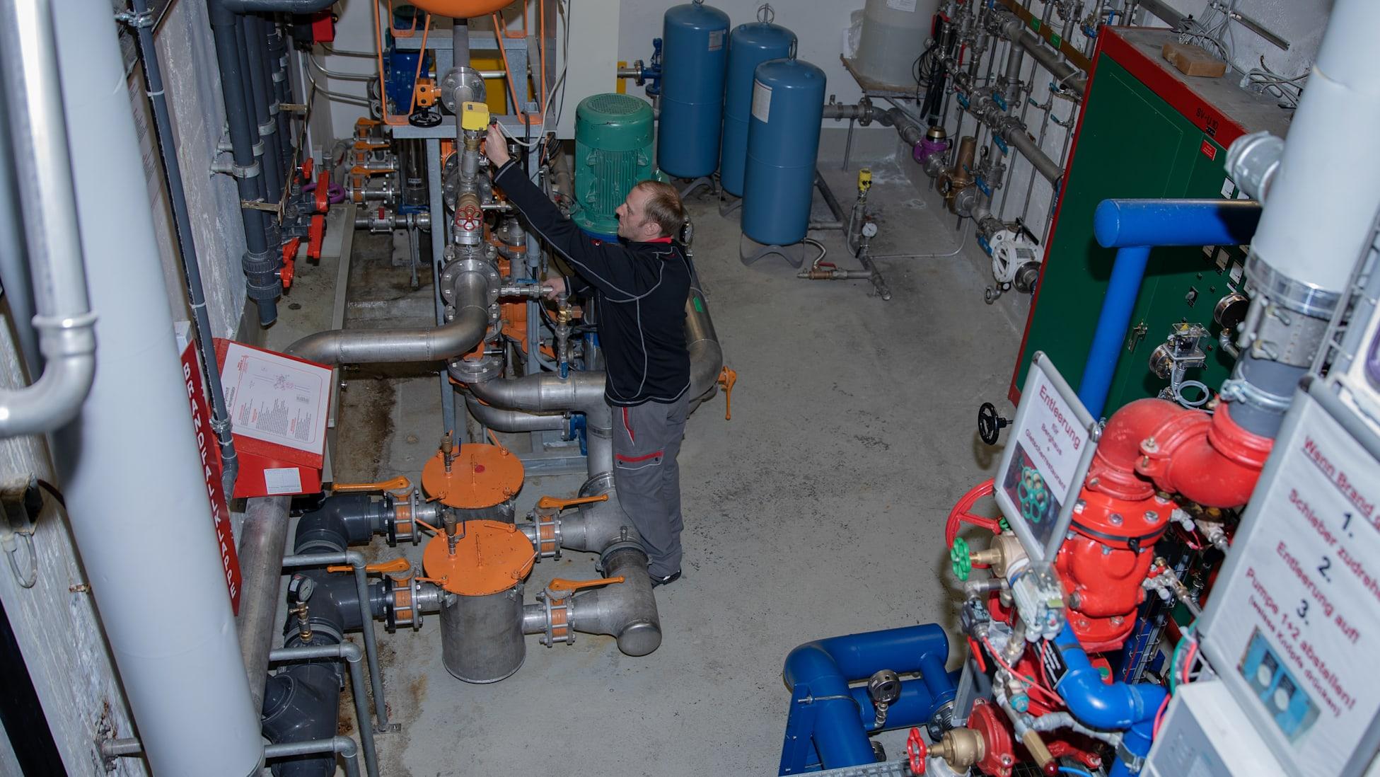Sanitaer Jungfraubahnen Andreas Kipfer 1