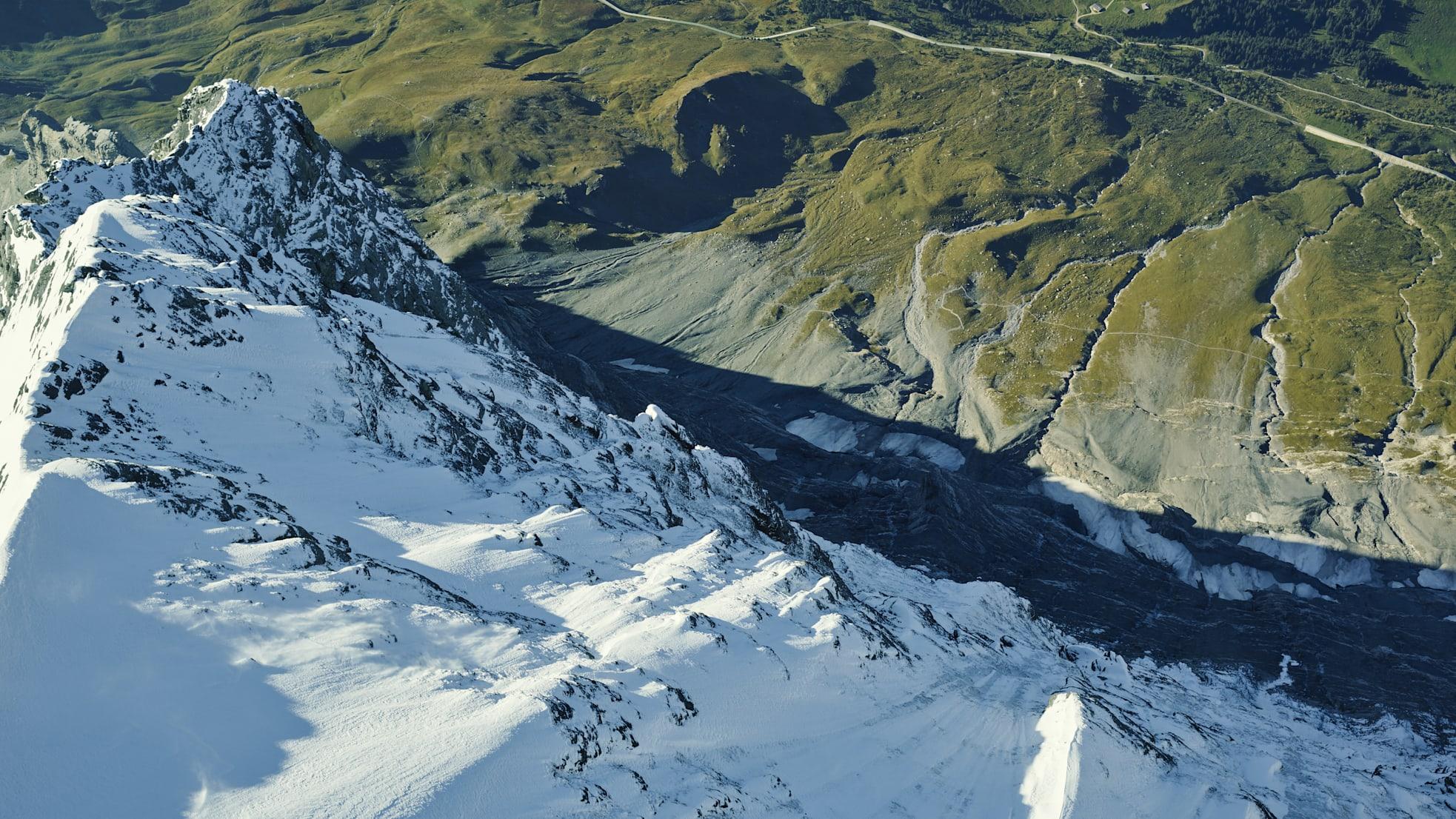 Eiger Eigernordwand Wengernalpbahn