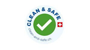 Clean Safe Logo