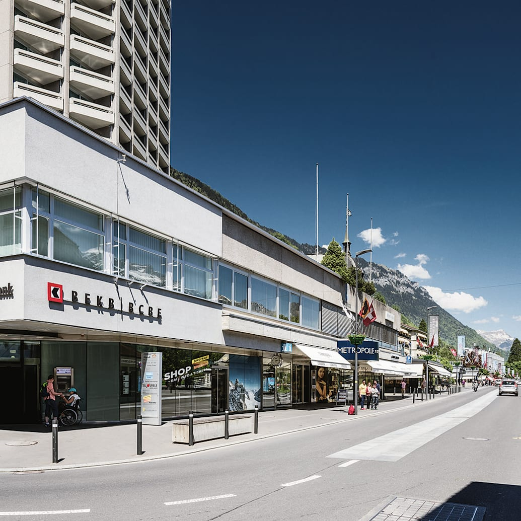 Shop Metropole front hoehematte
