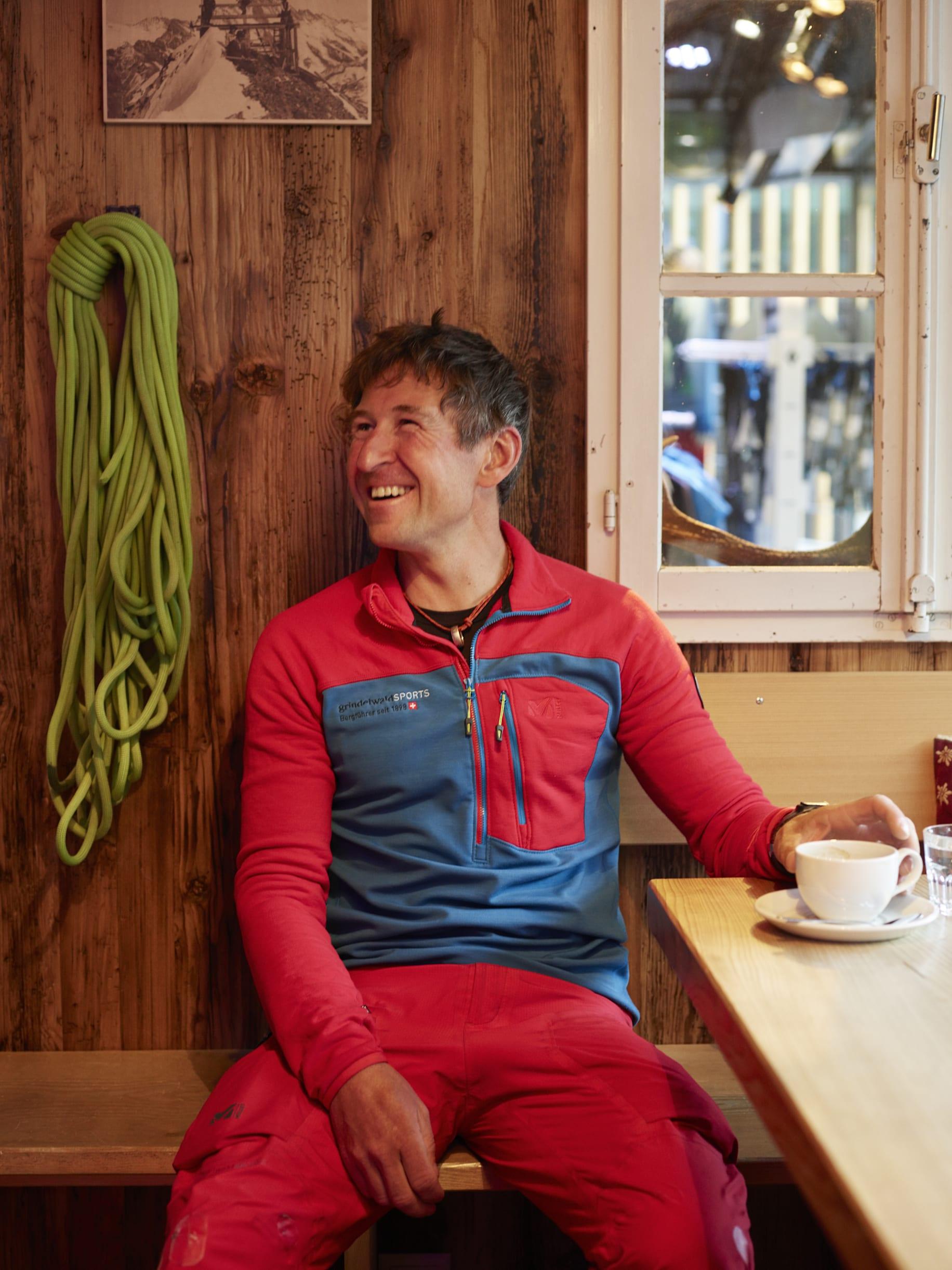 Bergfuehrer Grindelwald Kaffee