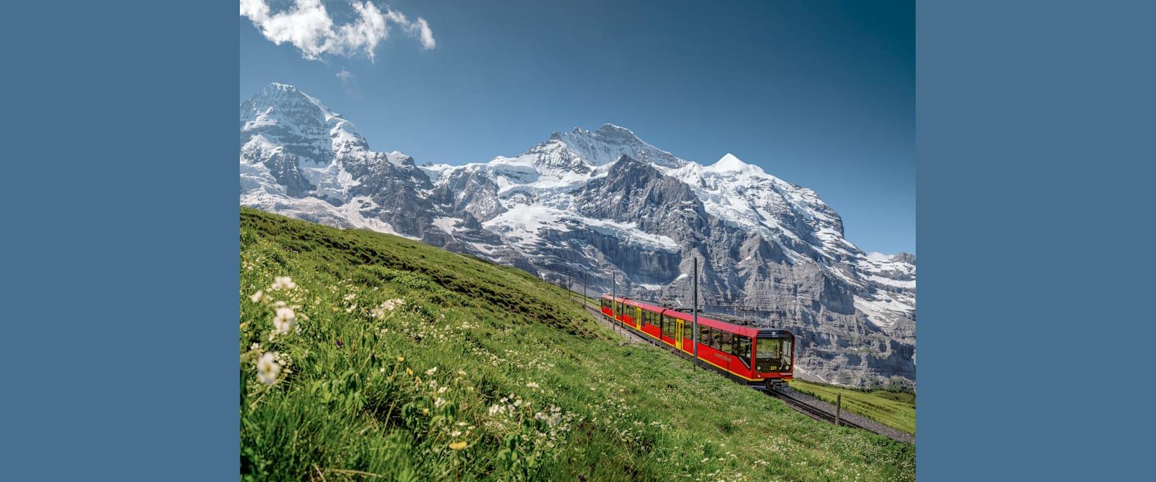 Jungfraubahn jungfrau sommer 01