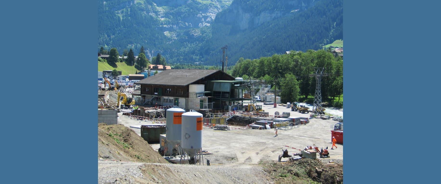 Grindelwald Grund Juli 2018