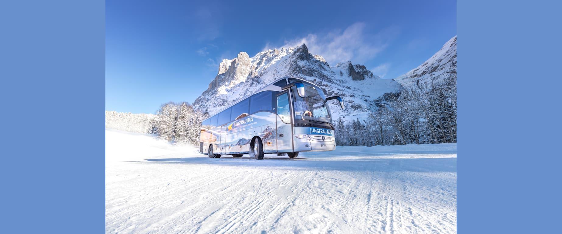 Skibus Grindelwald