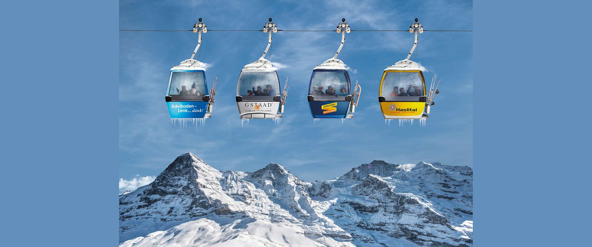 Top4 Ski Region