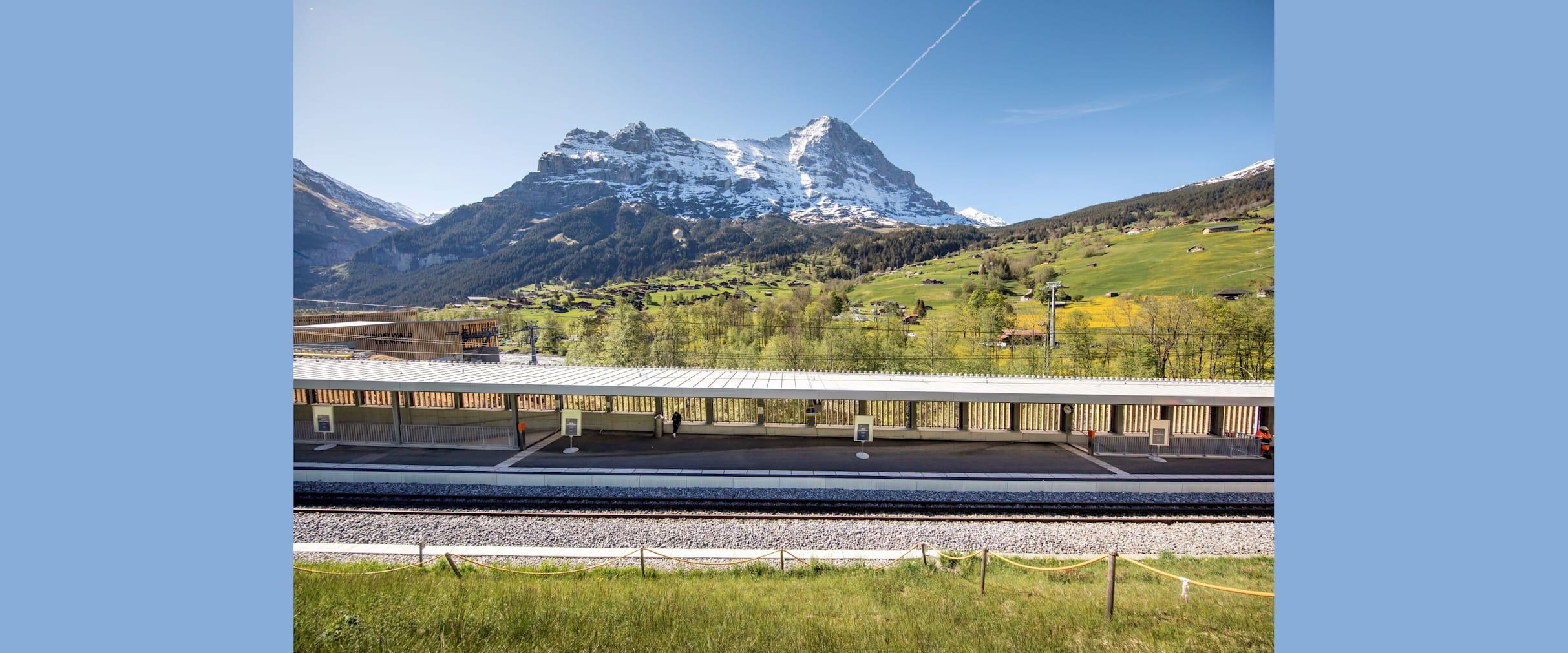 BOB neue Station Terminal und Eiger kl