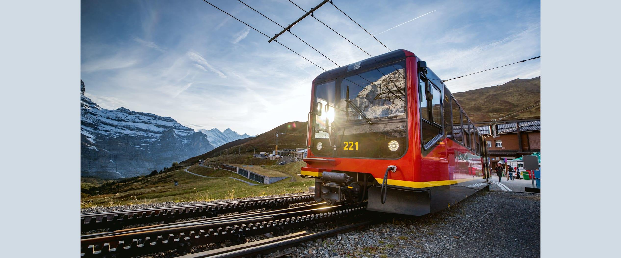 Jungfraubahn kl