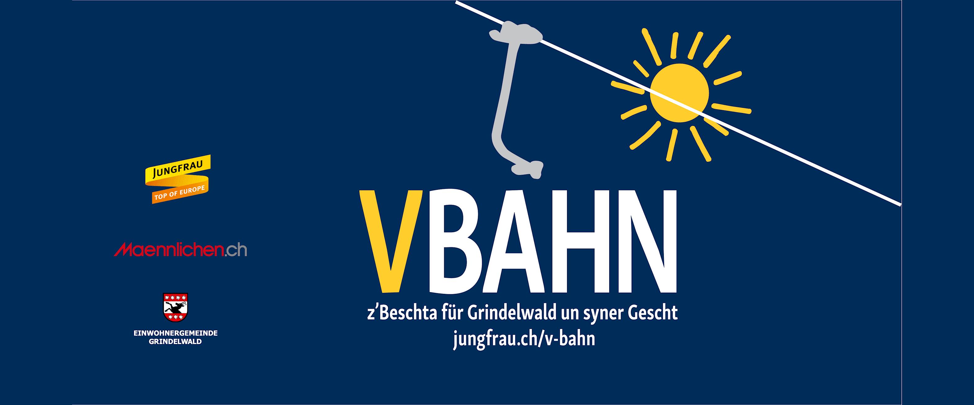 V Bahn Header