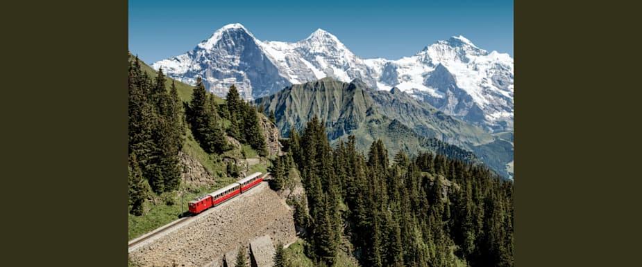 Eroeffnungsangebot Schynige Platte Bahn