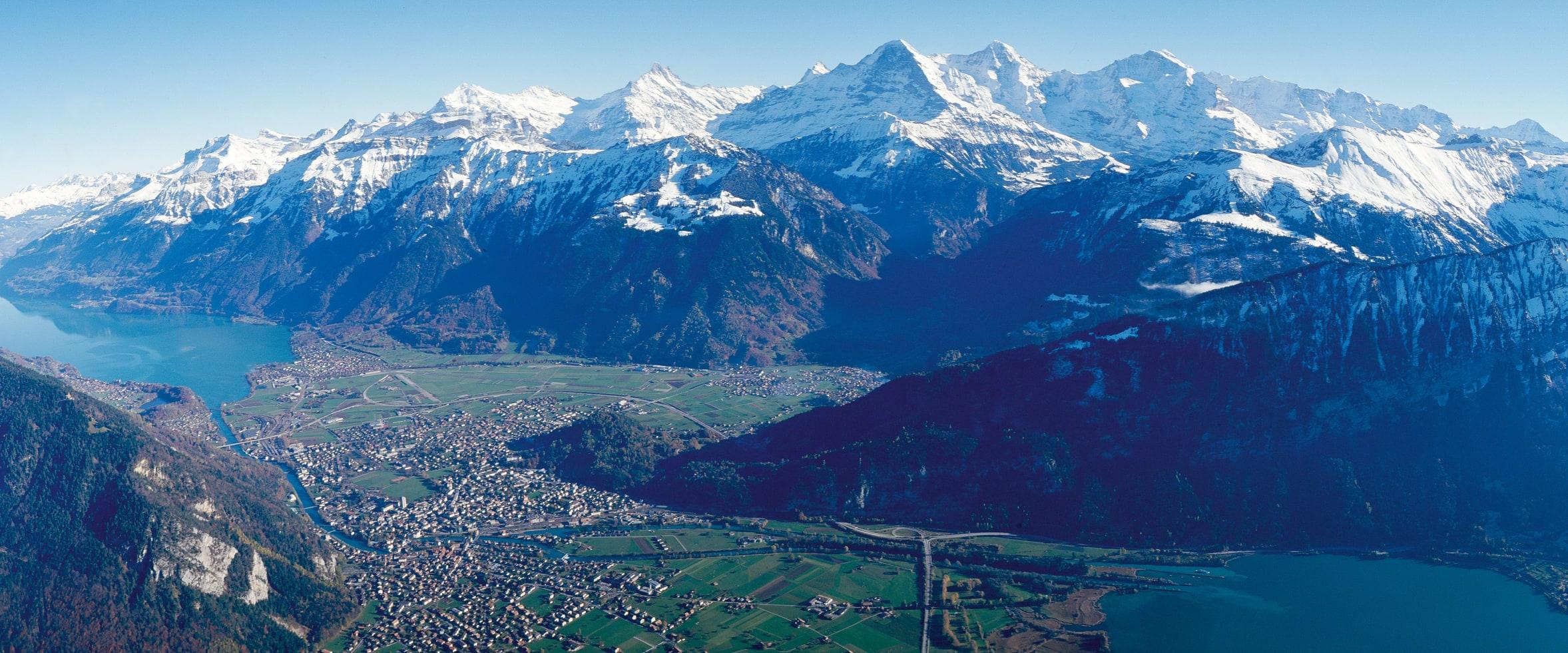 Jungfrau gafi