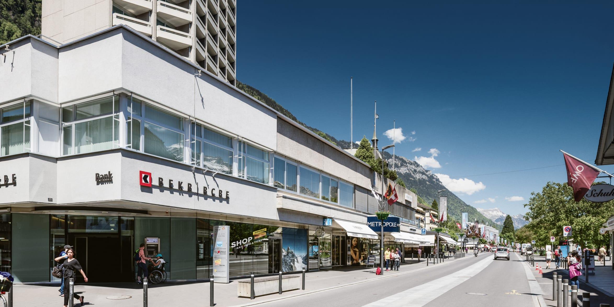 Rail Info Jungfraubahnen Interlaken