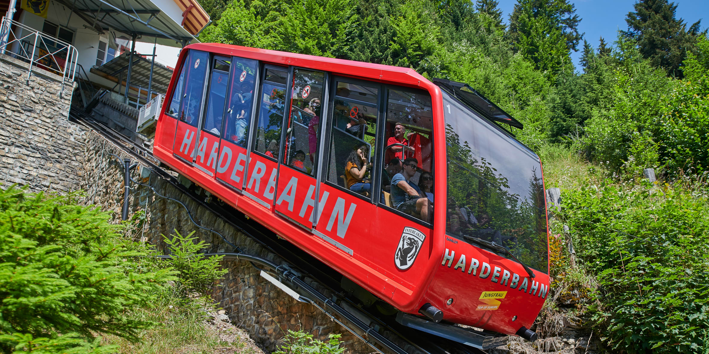 [Translate to English:] Harderbahn