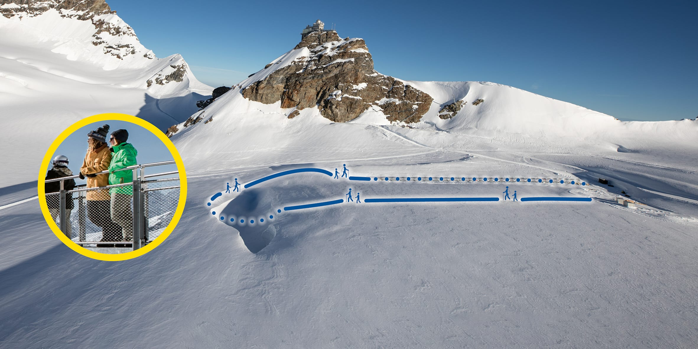 Erlebnisse-Aktivitaeten, Gletscher-Erlebnis, Jungfraujoch-Top-of-Europe, jungfrau.ch