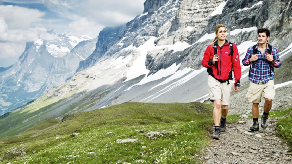 Wanderticket Eiger Trail