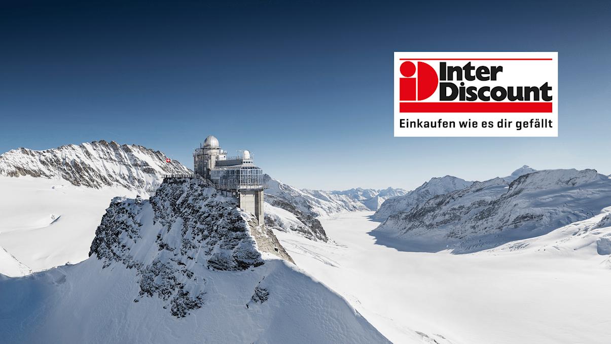 Jungfraujoch Interdiscount