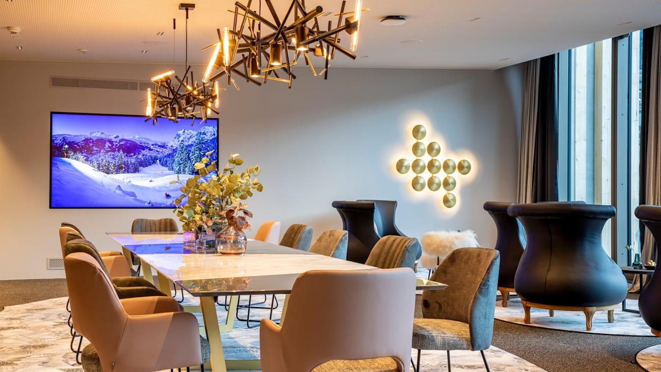 VIP Lounge Terminal