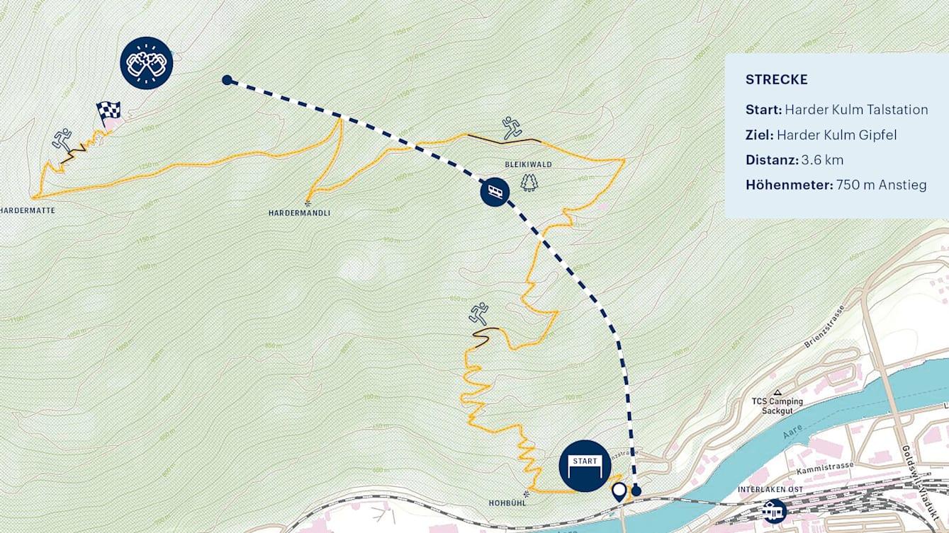 Harder Run map Seite 2