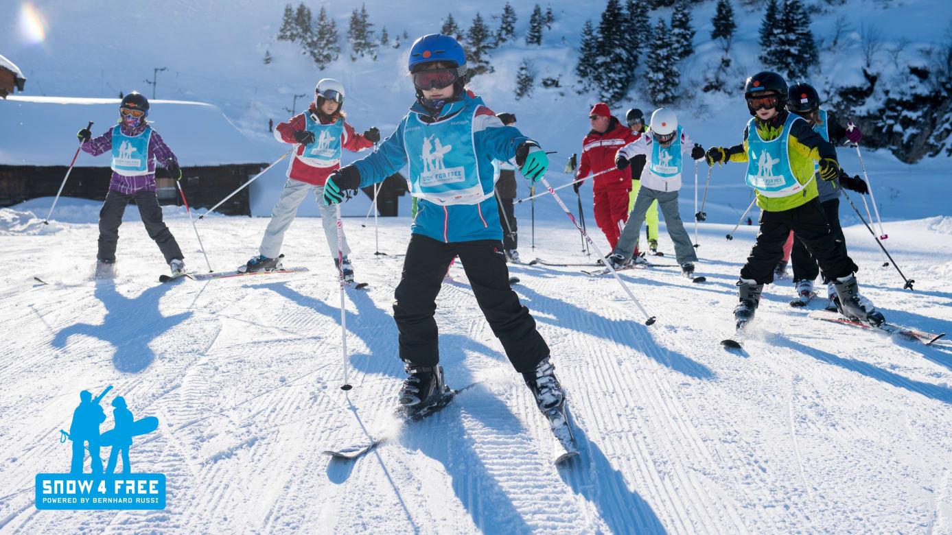 Snow4free Jungfrau Ski Region
