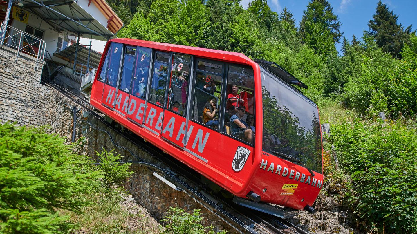 Bahnen-Maschinen, Harderbahn
