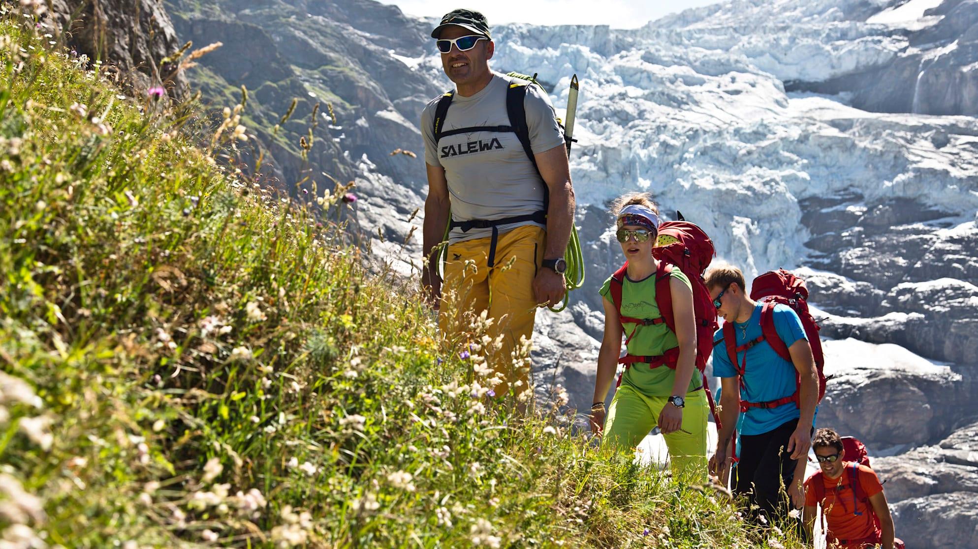 SALEWA, Grindelwald, Schweiz, get Vertical, High Apine, BMW