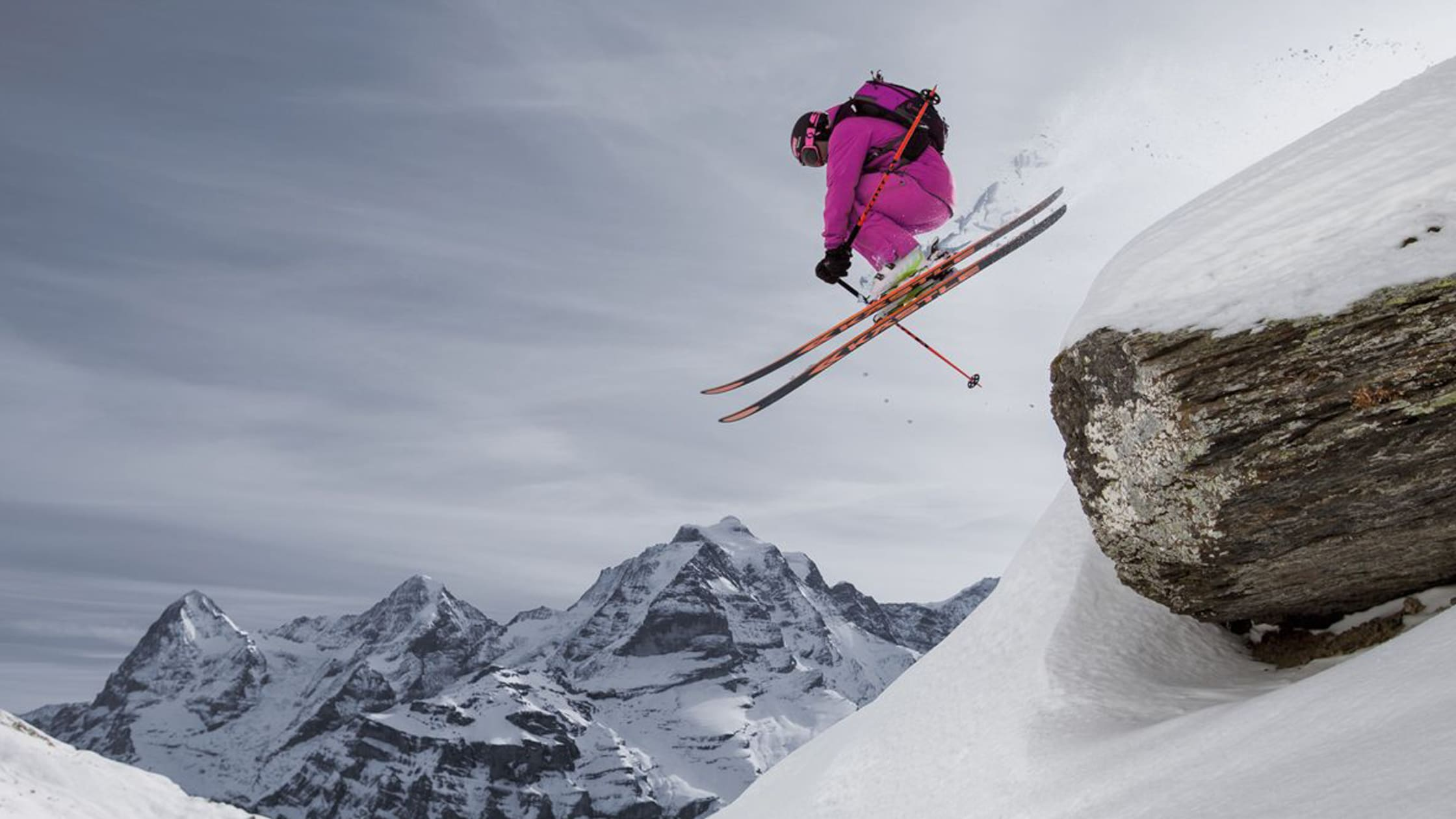 Skigebiet Muerren Schilthorn