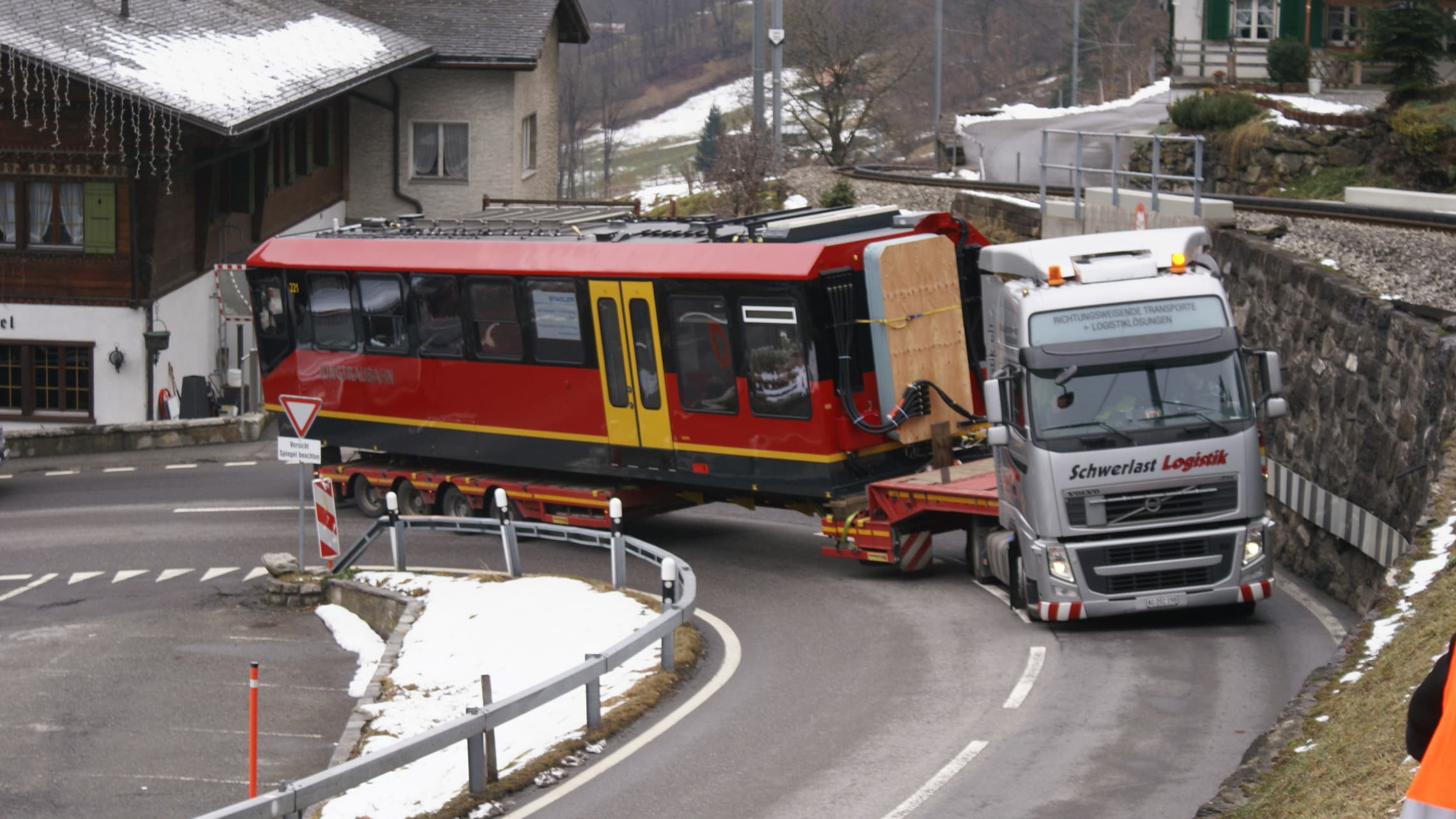 13 vbahn jungfraubahn transport
