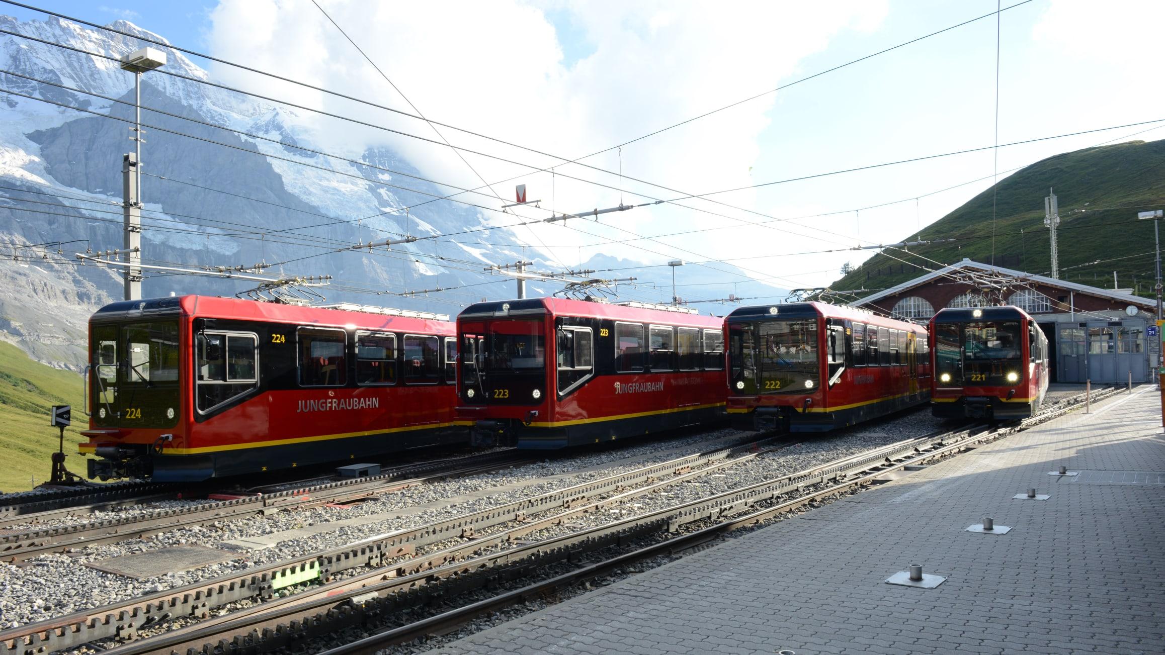 02 vbahn jungfraubahn kleine scheidegg