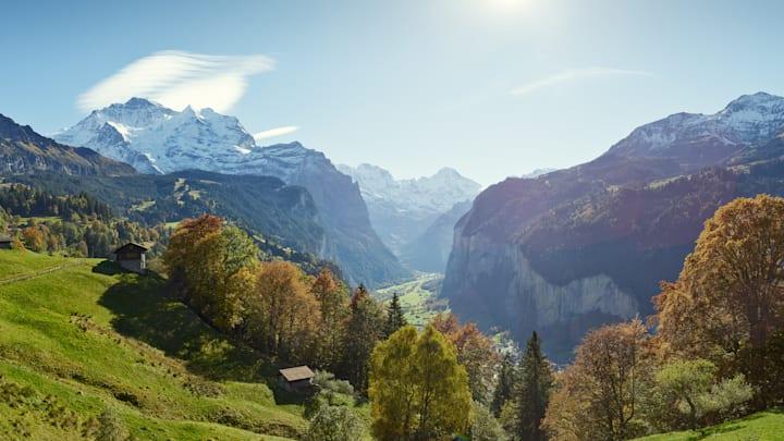 Jahreszeit, Lauterbrunnen, Sommer, Wengen, jungfrau.ch