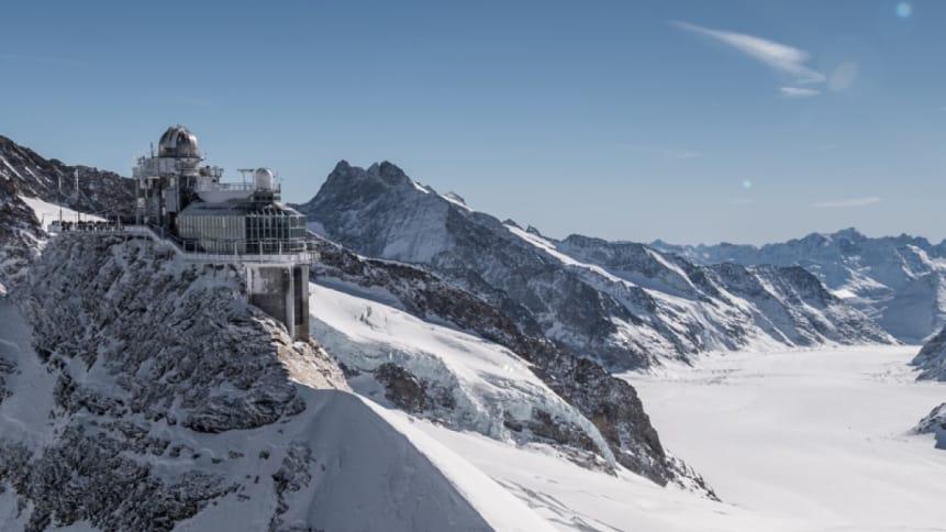 Jungfraujoch Rundfahrt