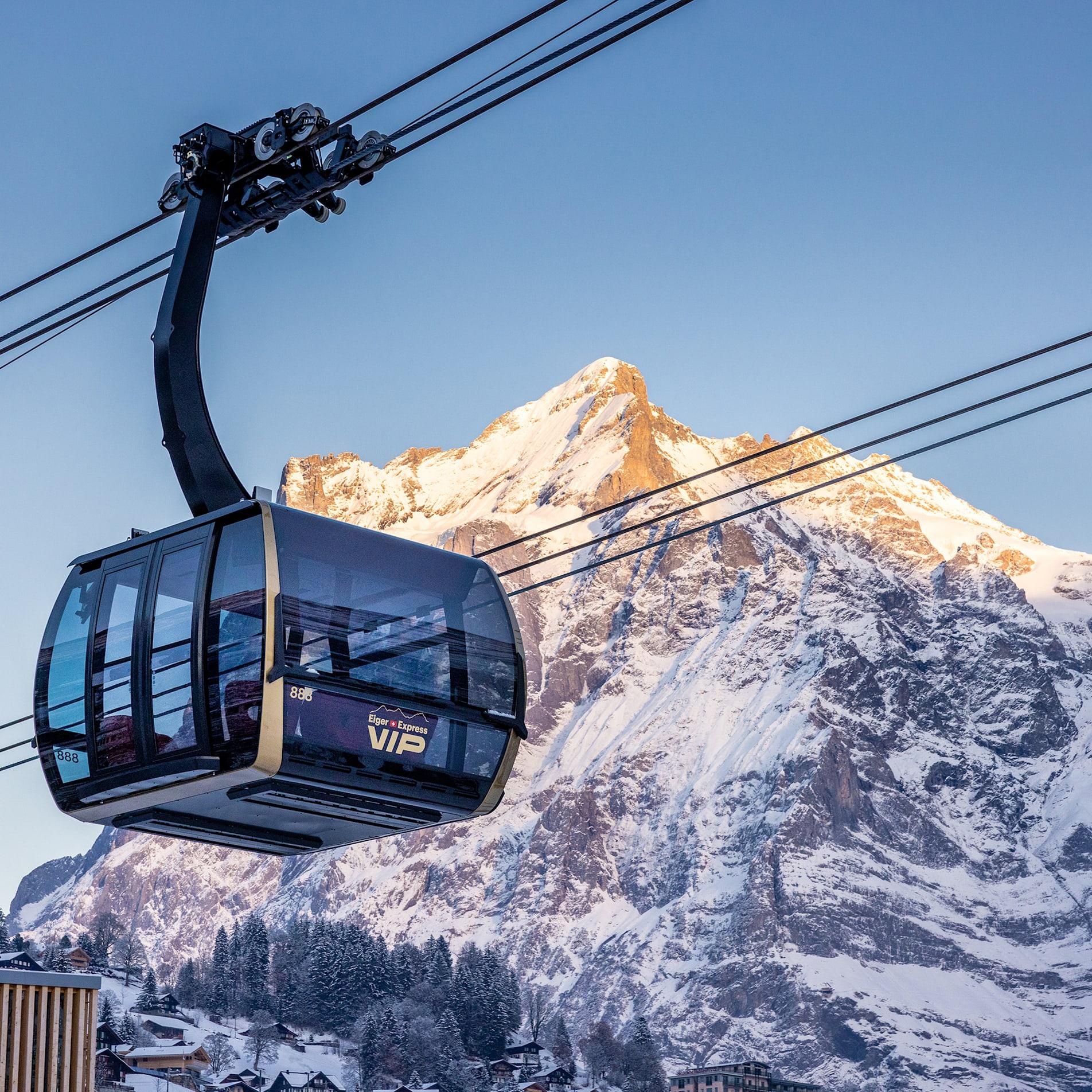 Jungfrau Platinum